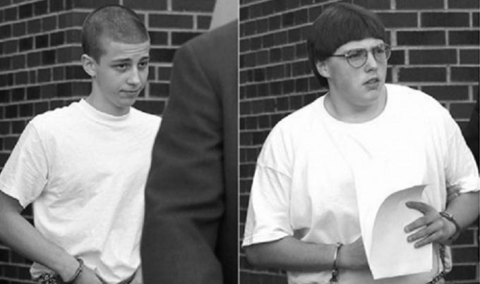 Đường đến tội lỗi của hai đứa trẻ xả súng vào trường học Ảnh 1