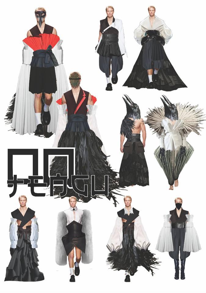 Khi sinh viên ĐH Văn Lang khoe tài thiết kế thời trang, người xem cứ nghĩ đang dự show diễn nghệ thuật 'chất phát ngất' Ảnh 11