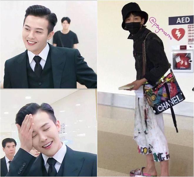 Chết cười với ảnh đi dự sự kiện và ngoài đời thật của G-Dragon do chính fan 'bóc mẽ' Ảnh 4
