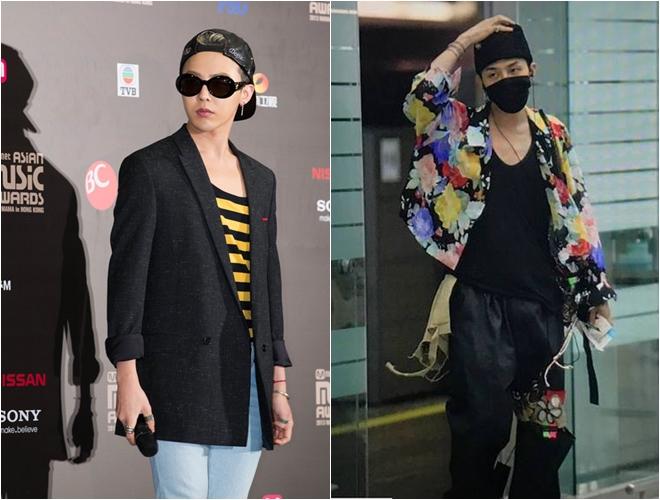 Chết cười với ảnh đi dự sự kiện và ngoài đời thật của G-Dragon do chính fan 'bóc mẽ' Ảnh 5