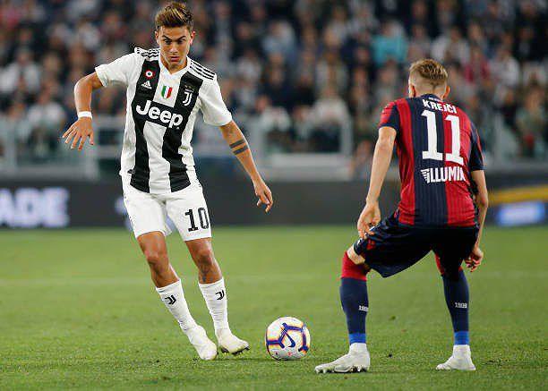 Dư âm Juventus 2-0 Bologna: Dấu ấn của nhạc trưởng Dybala Ảnh 10