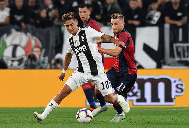Dư âm Juventus 2-0 Bologna: Dấu ấn của nhạc trưởng Dybala Ảnh 5