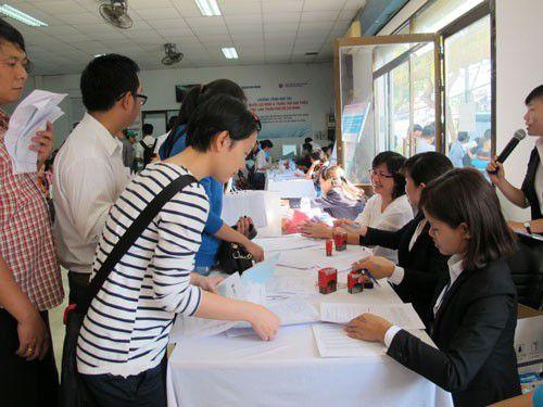 Tỉ lệ lao động thất nghiệp được hỗ trợ học nghề còn thấp Ảnh 1