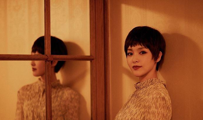 Người đẹp phim 'Bên nhau trọn đời' tóc tém trẻ trung tại Paris Ảnh 1
