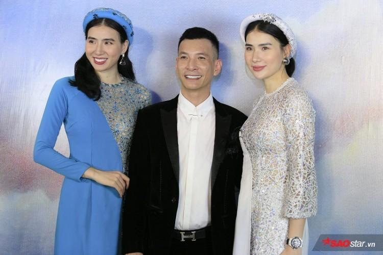 Á hậu Huyền My mặc áo dài trăm triệu khoe nhan sắc 'cực phẩm' Ảnh 9