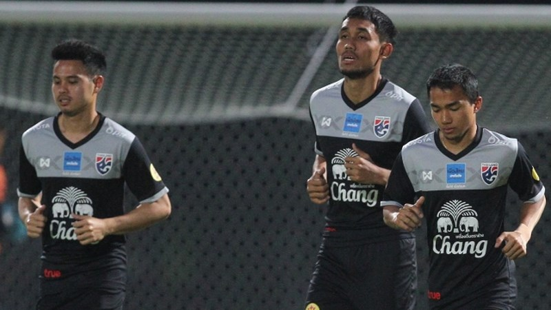 Áp lực cực lớn đè lên tuyển Thái Lan tại AFF Cup 2018 Ảnh 3