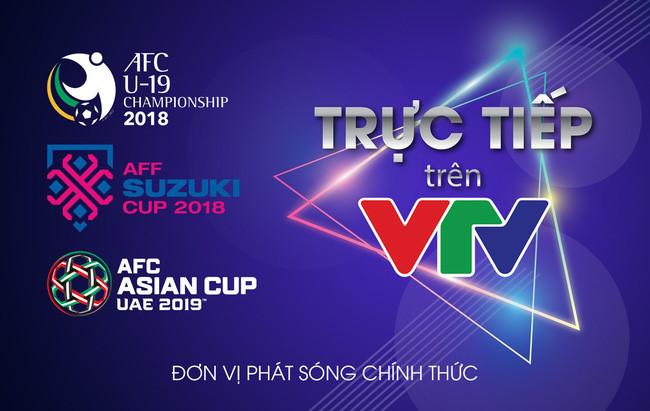 VTV độc quyền phát sóng giải AFC 2018 và 2019 Ảnh 1