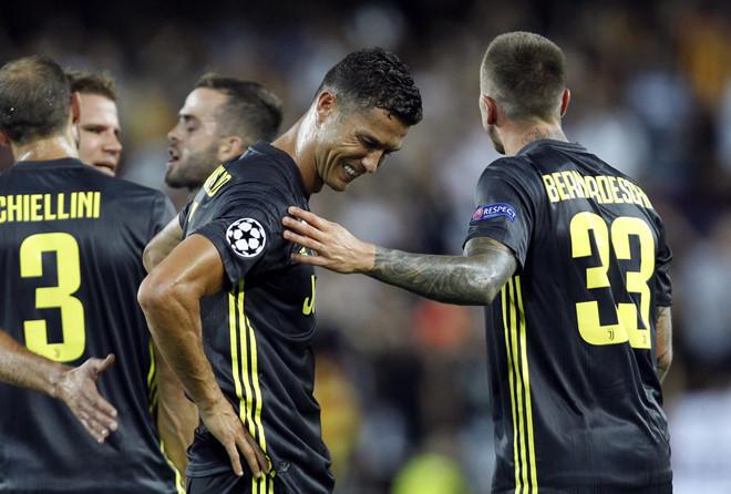 Juventus vs Napoli: Ronaldo đá chính Ảnh 2