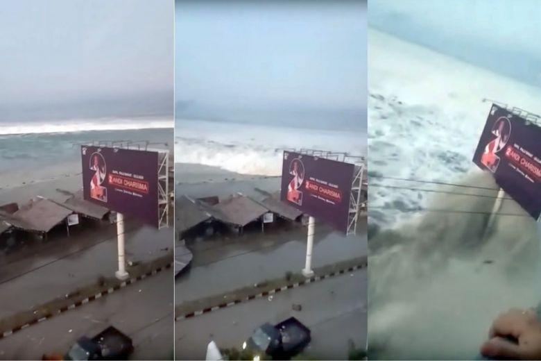 Thi thể nạn nhân sóng thần Indonesia ngổn ngang trên đường Ảnh 6