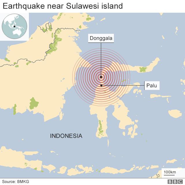 Thi thể nạn nhân sóng thần Indonesia ngổn ngang trên đường Ảnh 9