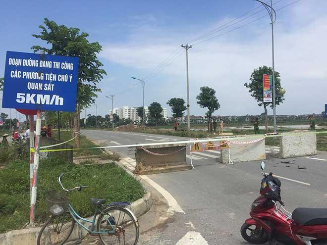 Hà Nội: Người đàn ông người nước ngoài tử vong trên vỉa hè Ảnh 2