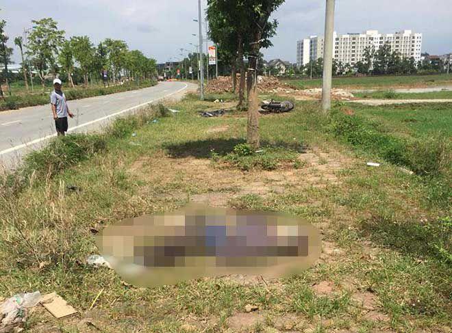 Hà Nội: Người đàn ông người nước ngoài tử vong trên vỉa hè Ảnh 1
