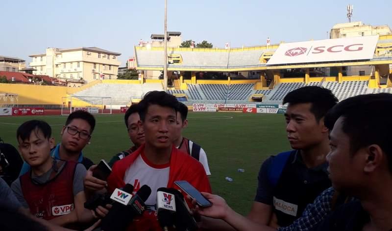Trò cưng HLV Park Hang-seo trải lòng khi giúp Viettel thăng hạng Ảnh 2