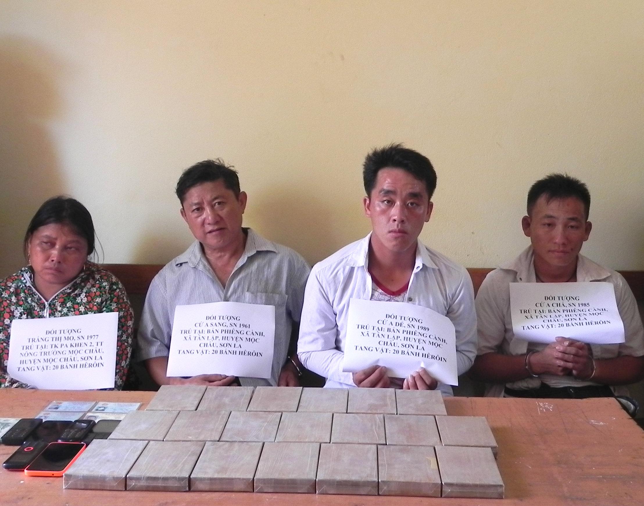 'Hạ nhiệt' điểm nóng ma túy ở Mộc Châu, Sơn La Ảnh 2