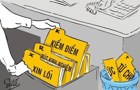 Cà Mau: 6 đảng viên bị phạt tù vì những vi phạm Ảnh 1