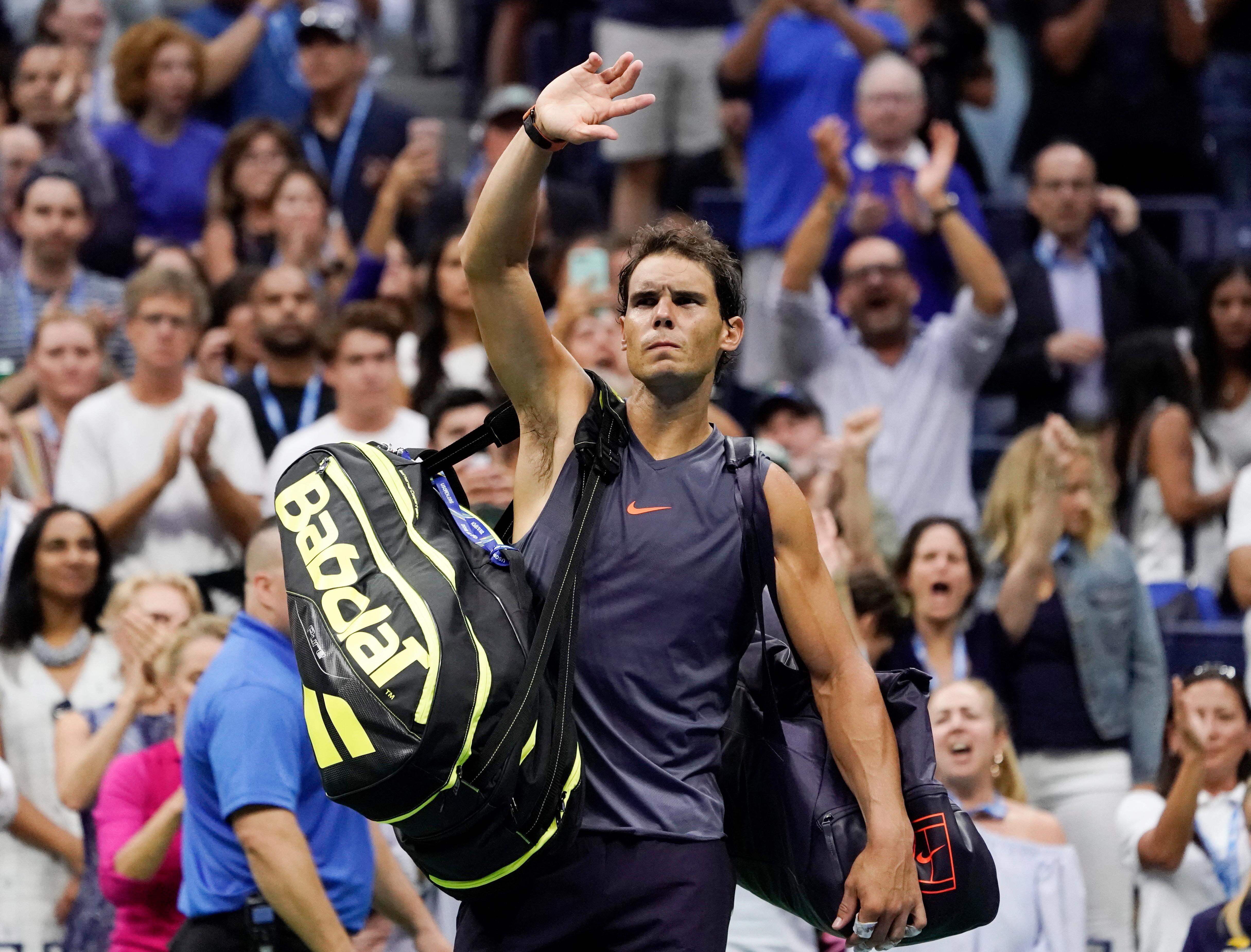 Nadal sẽ trở lại tại Paris Masters Ảnh 1