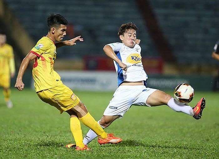 Kết thúc vòng 24 V-League: HAGL chính thức trụ hạng Ảnh 1