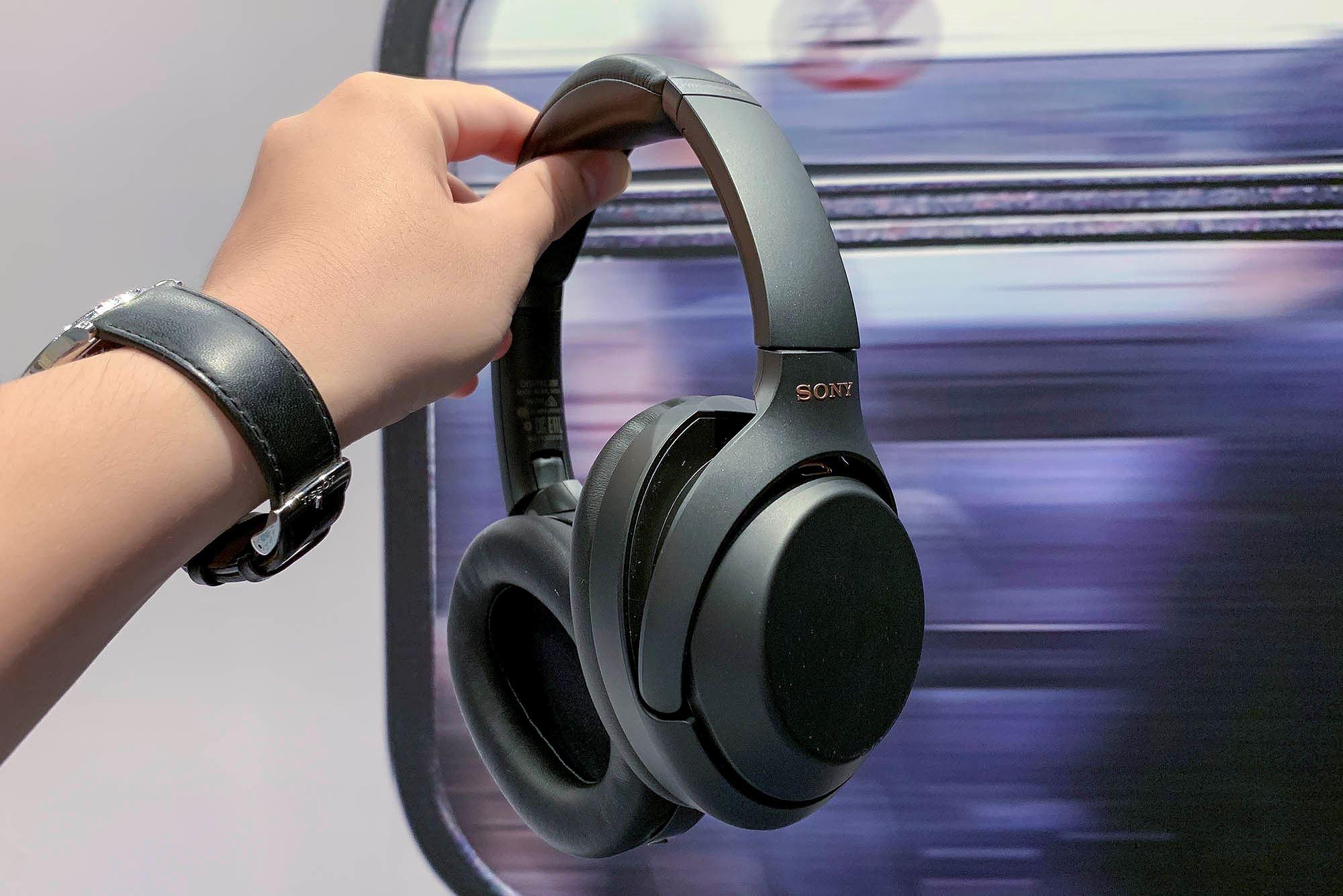 Sony ra mắt tai nghe chống ồn WH-1000XM3 tại Việt Nam, giá 8.490.000 VND Ảnh 1