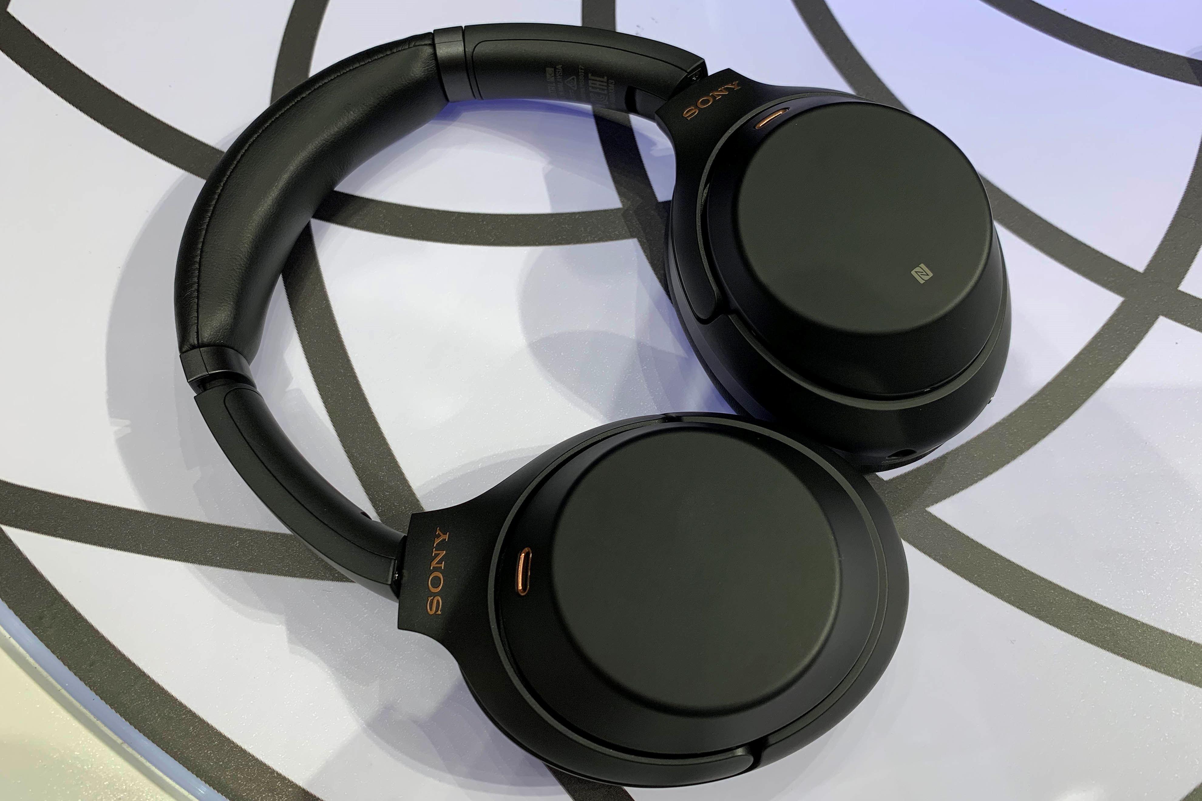 Sony ra mắt tai nghe chống ồn WH-1000XM3 tại Việt Nam, giá 8.490.000 VND Ảnh 2