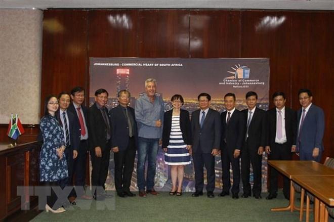 Đà Nẵng muốn thúc đẩy thương mại và du lịch với các đối tác Nam Phi Ảnh 2