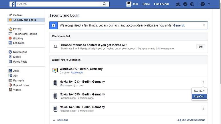 Điều gì đã xảy ra với Facebook và bạn cần làm gì để bảo vệ tài khoản? Ảnh 6