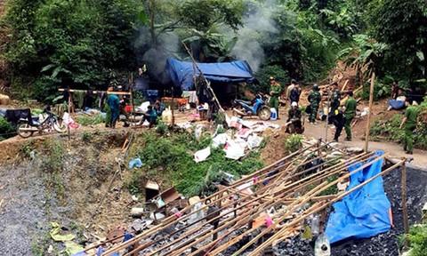 Lâm Đồng: Bị phạt 150 triệu đồng do khai thác vàng không phép Ảnh 1