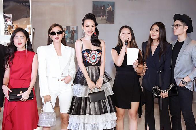 Angela Phương Trinh diện váy xếp tầng nổi bần bật như minh tinh tại sự kiện Ảnh 8