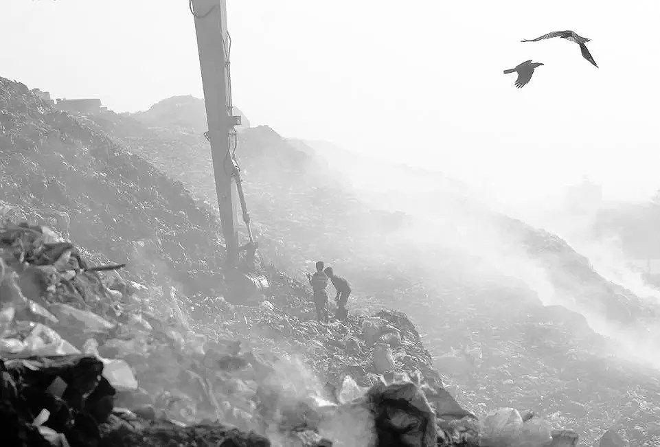 Những bức ảnh ấn tượng về môi trường khiến nhân loại phải suy ngẫm Ảnh 17