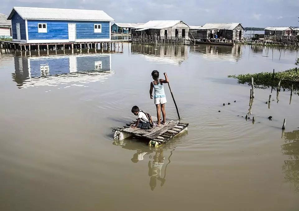 Những bức ảnh ấn tượng về môi trường khiến nhân loại phải suy ngẫm Ảnh 1
