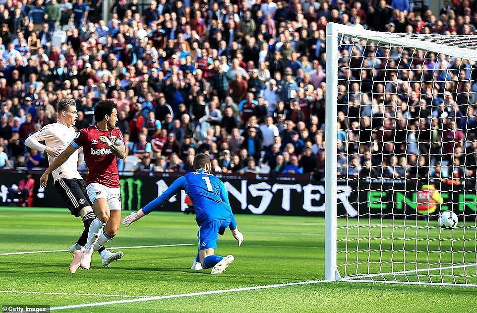 Công cùn thủ kém, Quỷ đỏ thua bạc nhược trước West Ham Ảnh 12