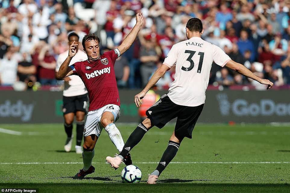 Công cùn thủ kém, Quỷ đỏ thua bạc nhược trước West Ham Ảnh 3