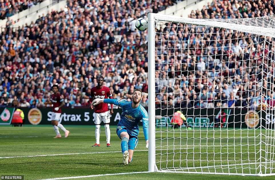 Công cùn thủ kém, Quỷ đỏ thua bạc nhược trước West Ham Ảnh 13