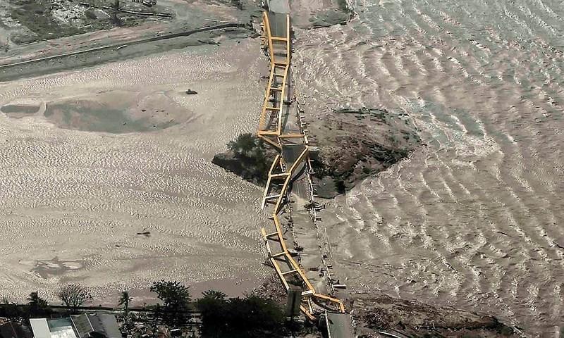 Chùm ảnh Indonesia hoang tàn từ trên cao Ảnh 6