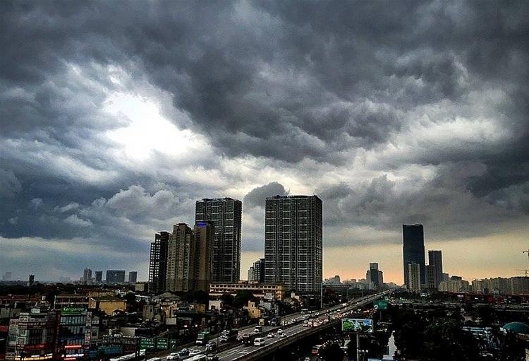 Thời tiết ngày 30/9: Bắc Bộ trời nhiều mây Ảnh 1