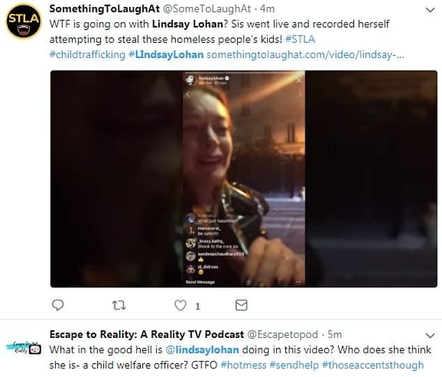 Lindsay Lohan bị đánh vào mặt ngay trên phố Ảnh 4