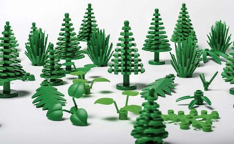 LEGO khởi động các mảnh ghép hình đầu tiên từ cây mía với tham vọng 'xanh hóa' mọi sản phẩm trước năm 2030 Ảnh 1