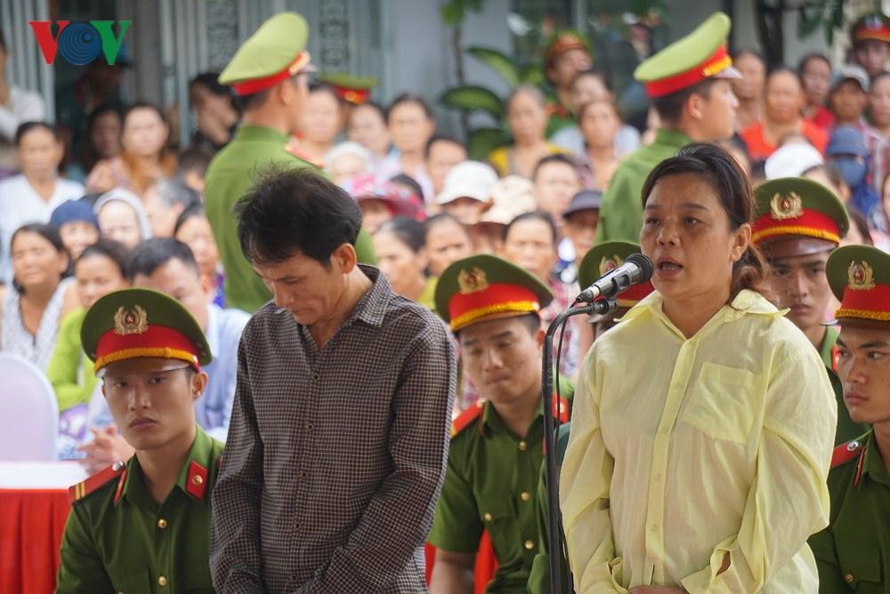 Tuyên án cặp vợ chồng 'vô ơn' sát hại chủ nợ, phi tang xác ở Đà Nẵng Ảnh 2