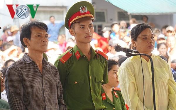 Tuyên án cặp vợ chồng 'vô ơn' sát hại chủ nợ, phi tang xác ở Đà Nẵng Ảnh 1