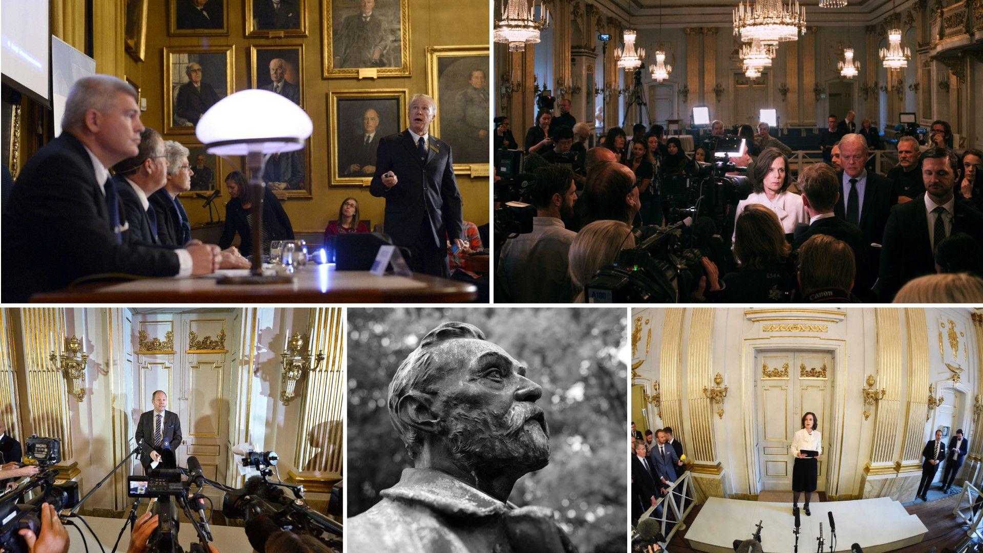 Mùa Nobel tranh cãi - Hủy giải văn học, TT Trump nhận Nobel Hòa bình? Ảnh 12