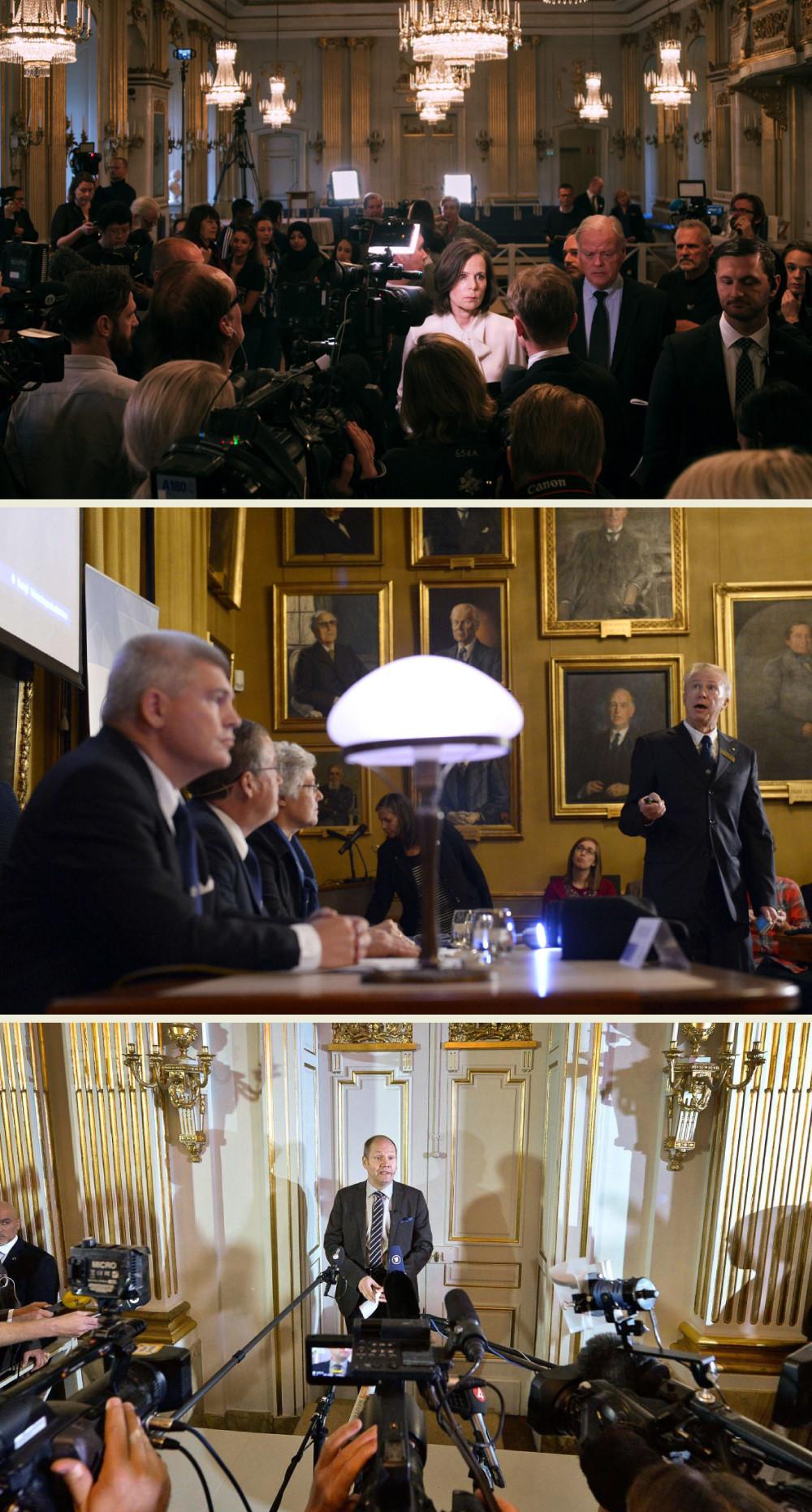 Mùa Nobel tranh cãi - Hủy giải văn học, TT Trump nhận Nobel Hòa bình? Ảnh 11