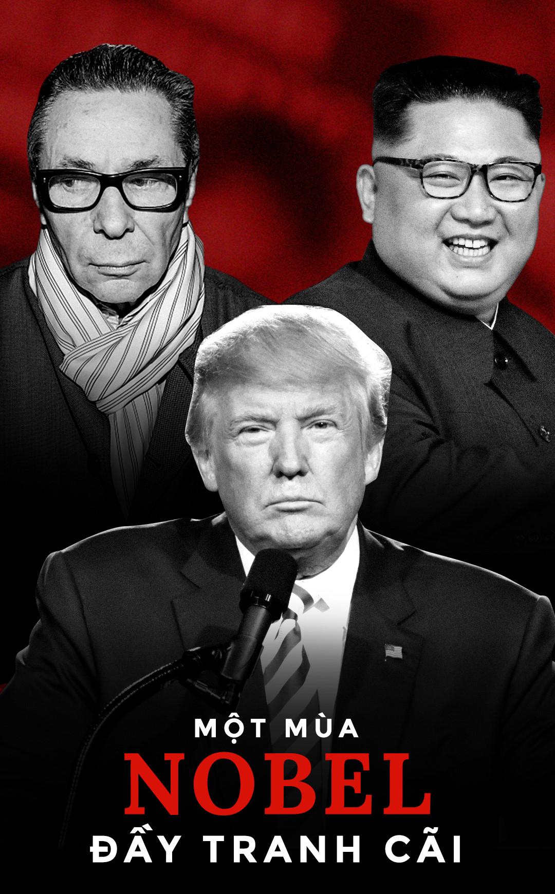 Mùa Nobel tranh cãi - Hủy giải văn học, TT Trump nhận Nobel Hòa bình? Ảnh 1