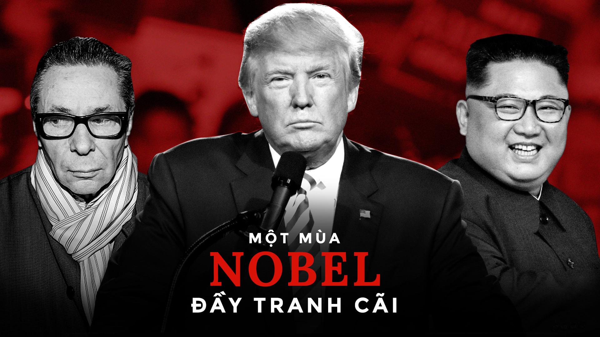 Mùa Nobel tranh cãi - Hủy giải văn học, TT Trump nhận Nobel Hòa bình? Ảnh 2