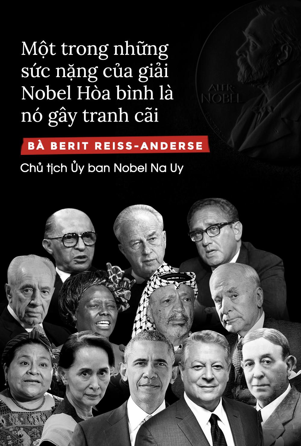 Mùa Nobel tranh cãi - Hủy giải văn học, TT Trump nhận Nobel Hòa bình? Ảnh 4