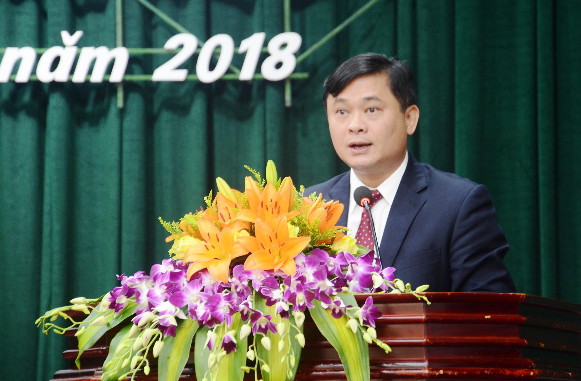 Nghệ An có tân chủ tịch UBND tỉnh 42 tuổi Ảnh 2