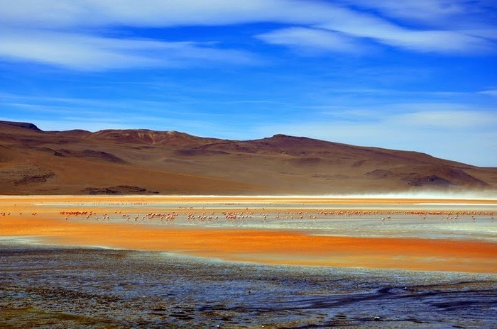 Bí mật trăm năm trong hồ nước 'kinh dị' đỏ rực như máu nổi tiếng Ảnh 4