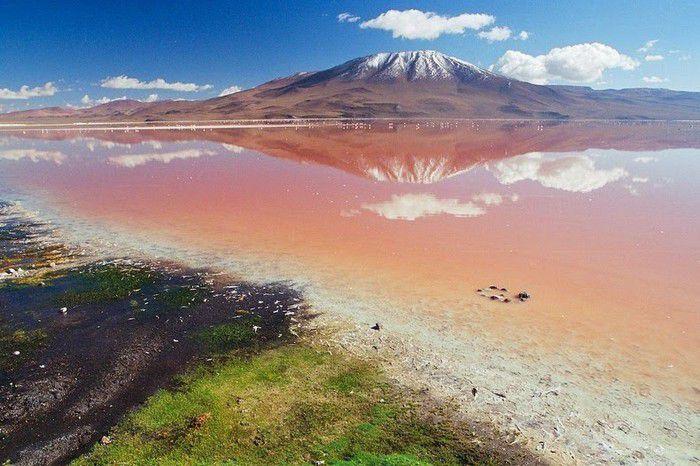 Bí mật trăm năm trong hồ nước 'kinh dị' đỏ rực như máu nổi tiếng Ảnh 6