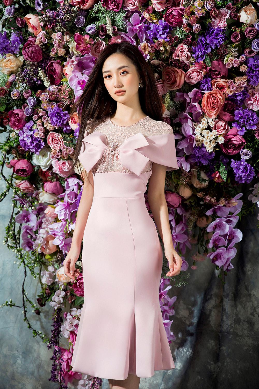 Guu thời trang đẹp tinh khôi của người đẹp Jun Vũ Ảnh 5