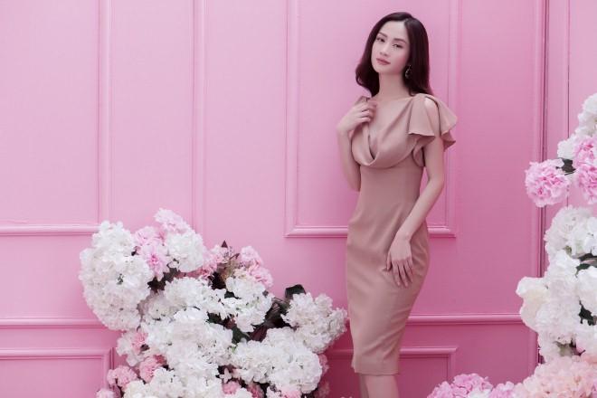 Guu thời trang đẹp tinh khôi của người đẹp Jun Vũ Ảnh 13