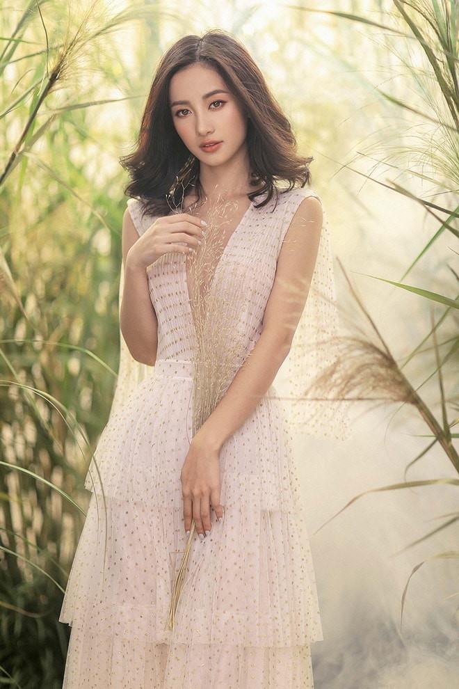 Guu thời trang đẹp tinh khôi của người đẹp Jun Vũ Ảnh 4