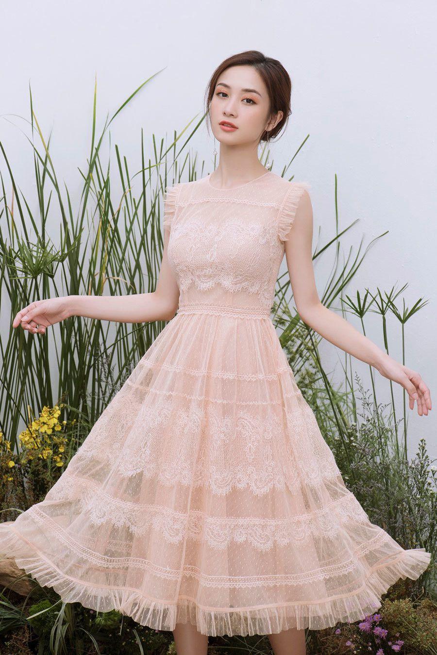 Guu thời trang đẹp tinh khôi của người đẹp Jun Vũ Ảnh 2